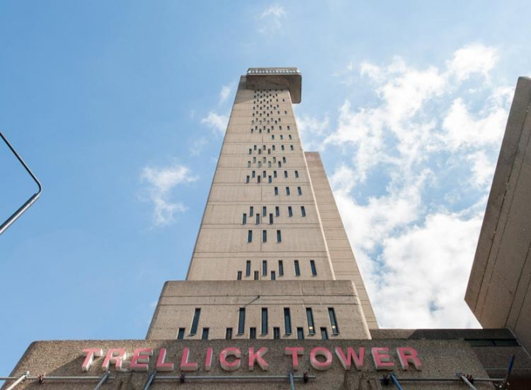 Trellick Tower, The Modern House