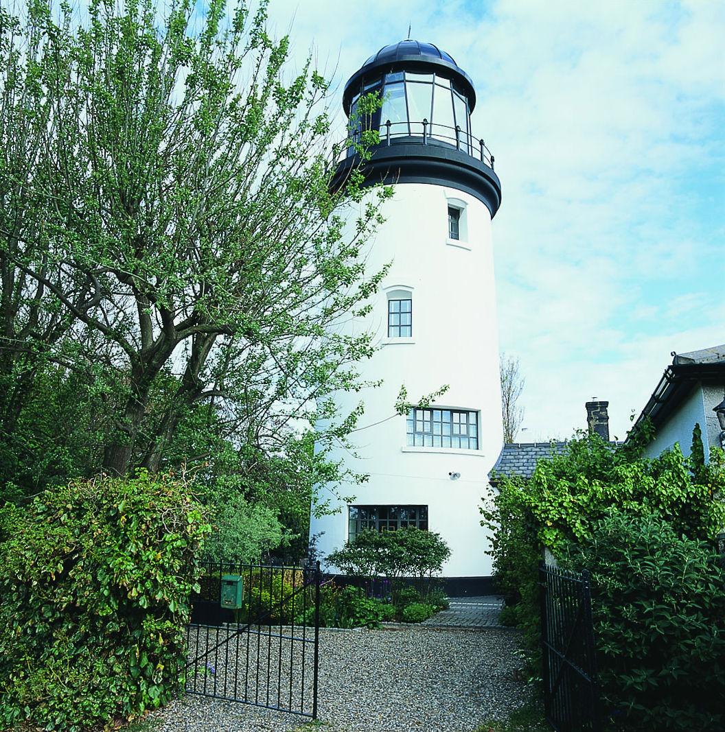 Winterton Lighthouse, Norfolk, UK, The Modern House