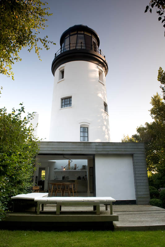 Winterton Lighthouse, Norfolk, The Modern House