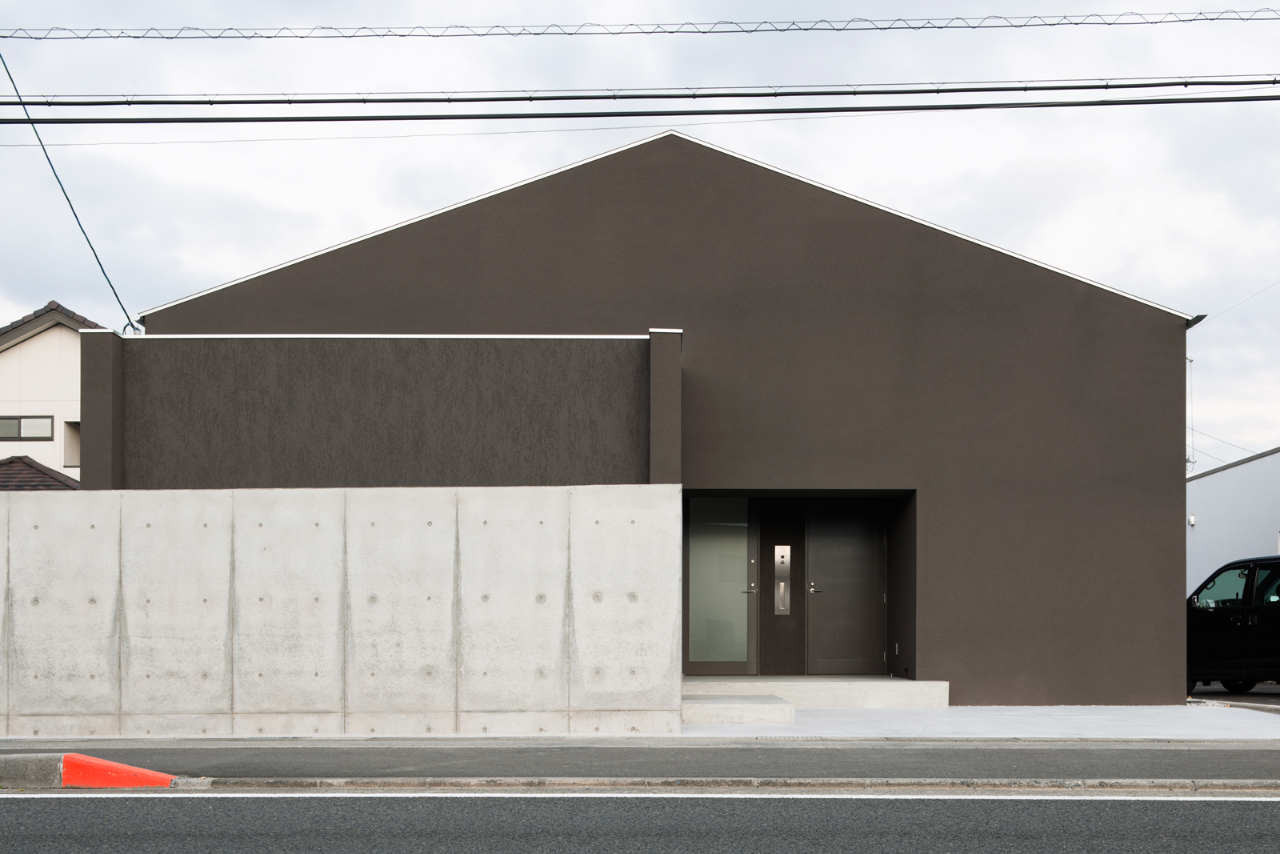 Gable House by FORM Kouichi Kimura, The Modern House