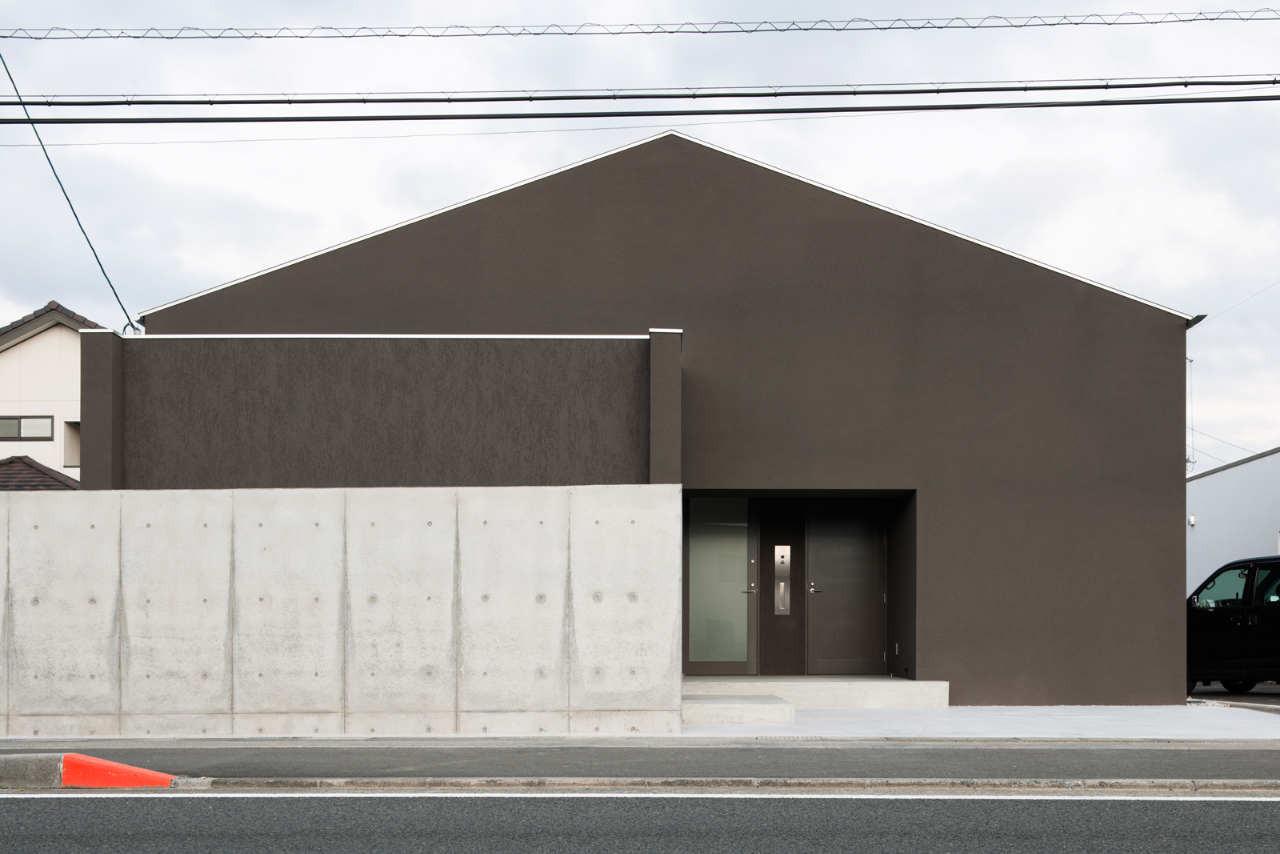 Gable House by FORM Kouichi Kimura, The Modern House