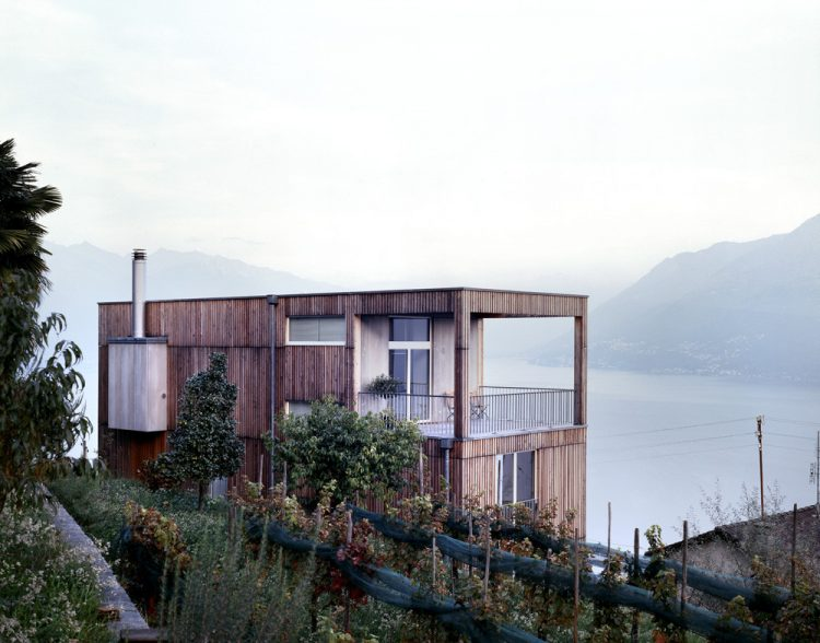 Casa Larga, Daniele Claudio Taddei, The Modern House