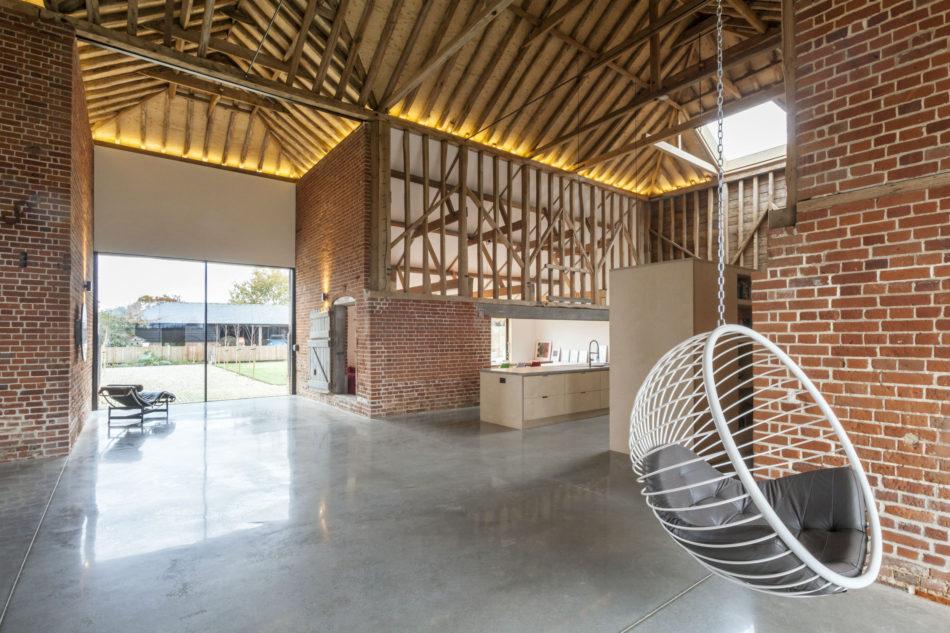 David Nossiter Architects, The Modern House