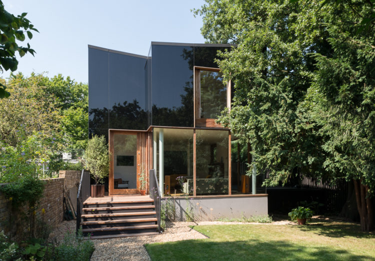 The Tree House, London, The Modern House
