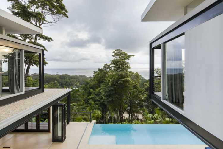 Ocean Villa, Costa Rica, The Modern House