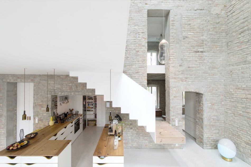 MMB Müllerhaus Metzerstrasse Berlin, asdfg Architekten
