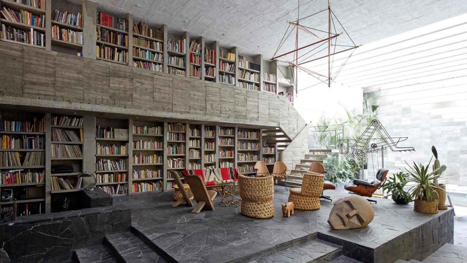 Concrete House, Pedro Reyes