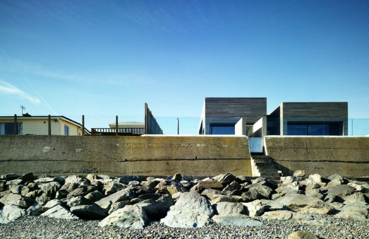 Seaside House, A2 Architects, The Modern House