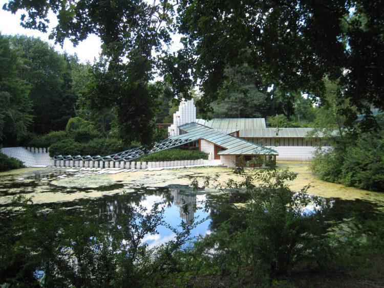 Alden B. Dow Home & Studio, Alden Dow