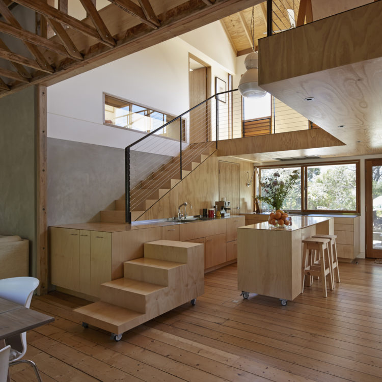 House for Hermes by Andrew Simpson Architects