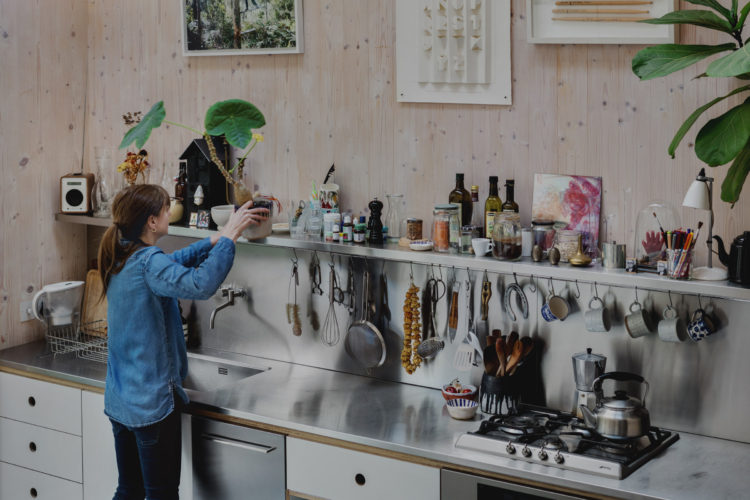 Laura Dewe Matthews, Gingerbread House, The Modern House