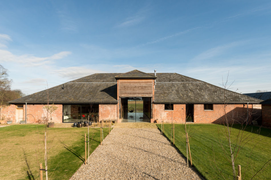 Assington, The Modern House