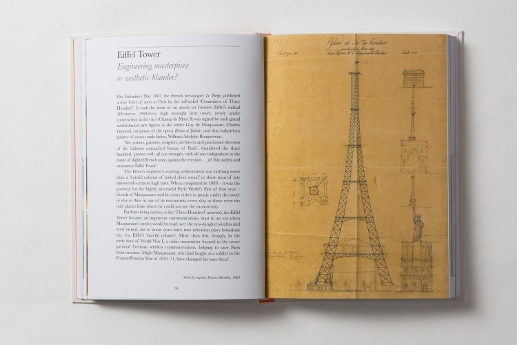 What's so great about the Eiffel Tower? Jonathan Glancey
