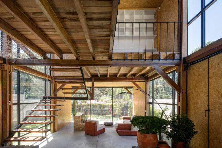 Retonos House by ESEcolectivo Arquitectos