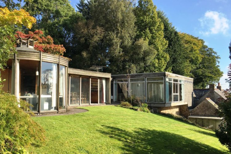 Chewton Mendip, Prestons, The Modern House