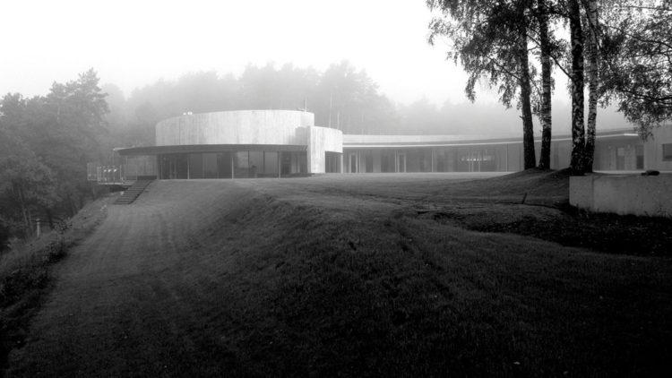 Villa N, Audrius Ambrasas Architects