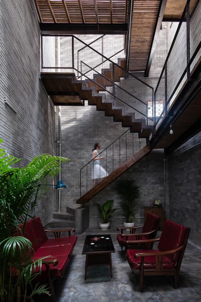 Zen House by H.A