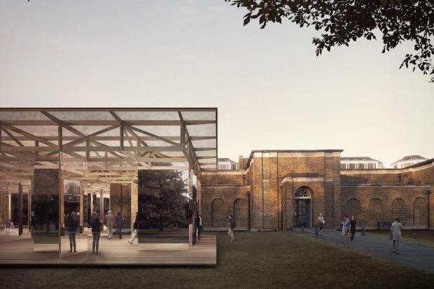 Dulwich Pavilion