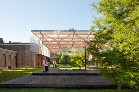 The London Festival of Architecture opens The Dulwich Pavilion