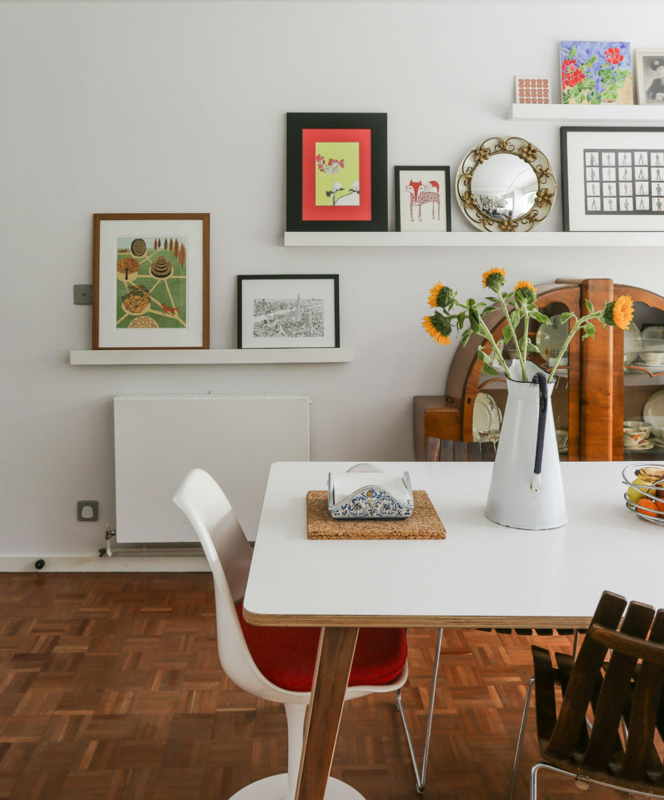 My Modern House: Nikki and Mike Dibley show us around their Span flat in Blackheath