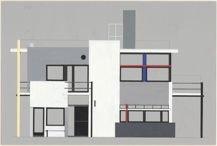 What We're Seeing: Rietveld's Masterpiece: Long live De Stijl!
