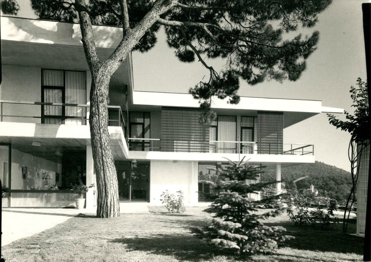 House of the Day: Riza Dervis House by Sedad Hakkı Eldem