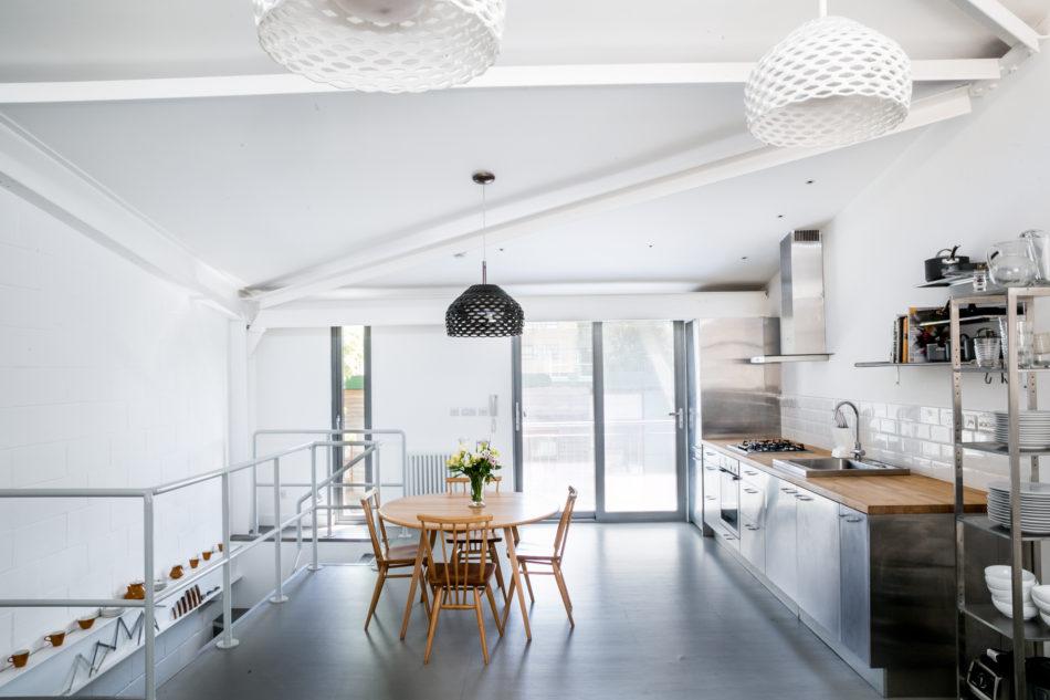 Ellingfort Road, The Modern House