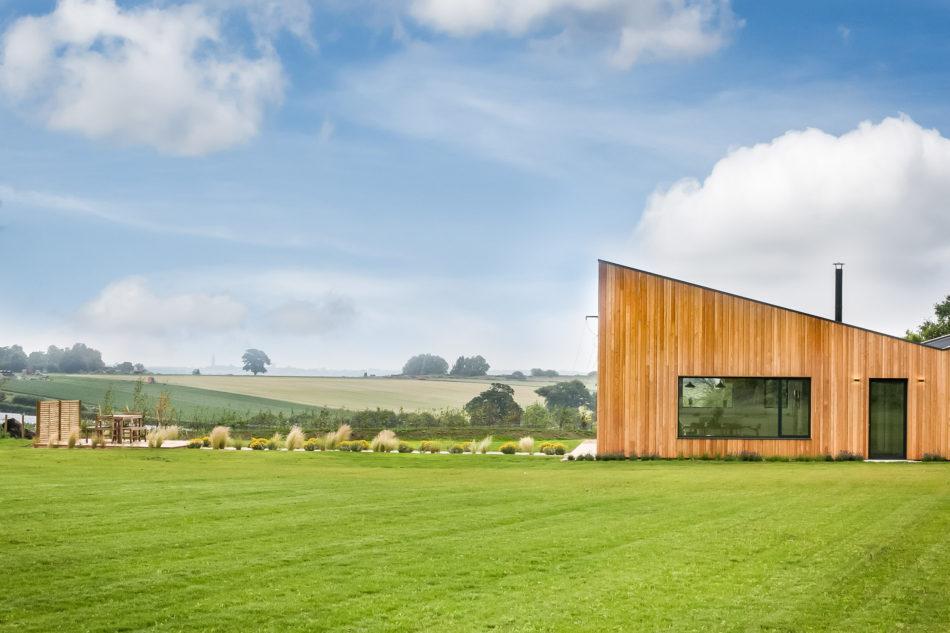 Butterfly Barn, The Modern House
