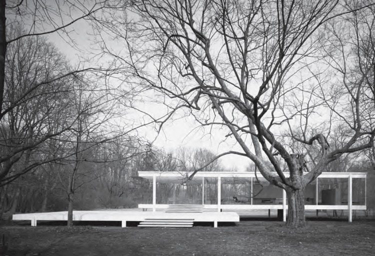 Under the Influence: Mies van der Rohe and Werner Sobek