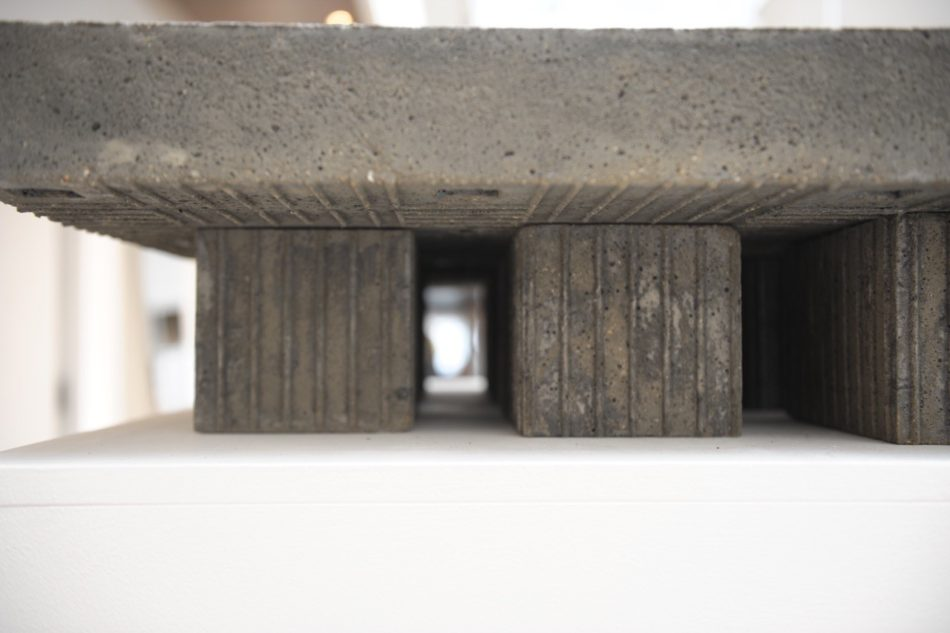 Trace - Margaret Howell and ARCA look at what lies beneath modern residential blocks