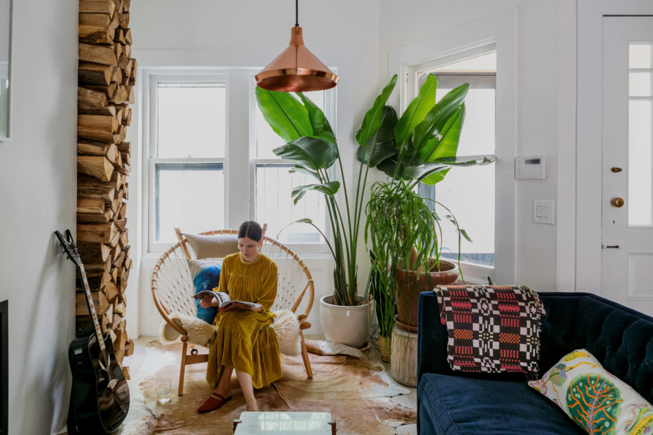 Summer in the City: Roanne Adams on RoAndCo and her Brooklyn brownstone