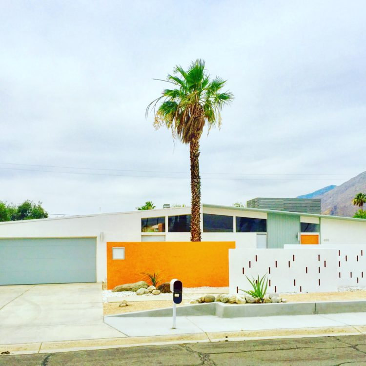 Desert Modernism: our Sales Manager Rosie returns from Palm Springs