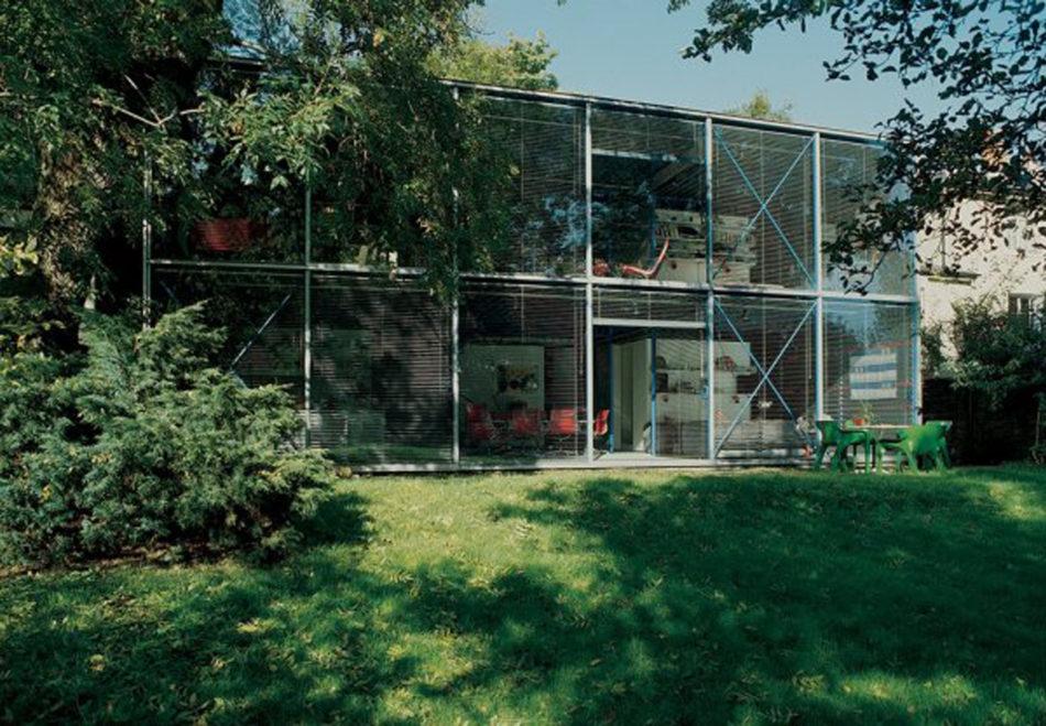 Hopkins House (1976) Hampstead, NW3