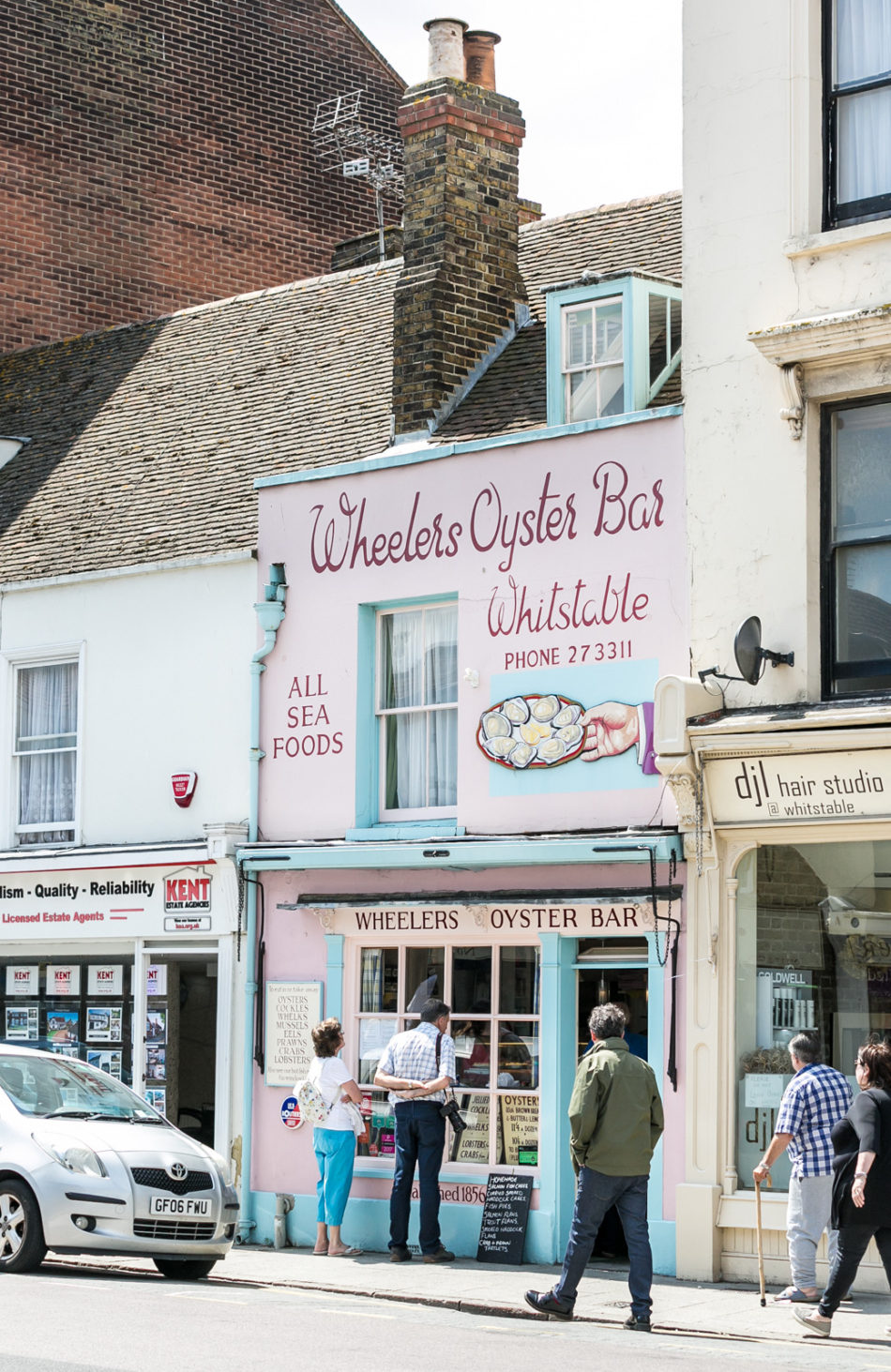 Area Guide: Whitstable