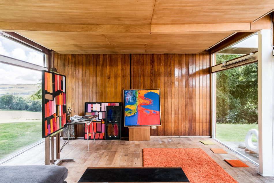 Klein House, The Modern House