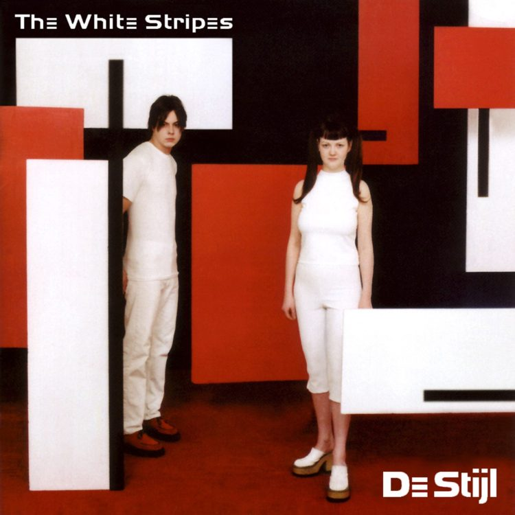 White Stripes, De Stijl