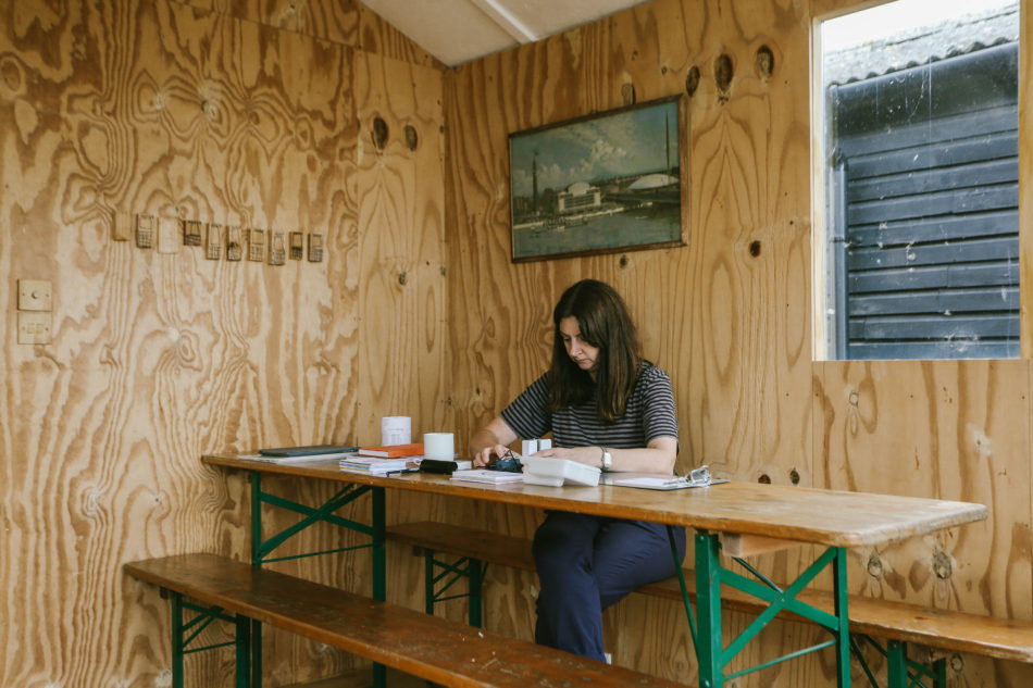 My Modern House: graphic designer Marcia Mihotich's summer house by the sea
