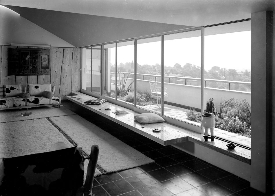 The Lubetkin Penthouse Highpoint Ii North Hill London N6