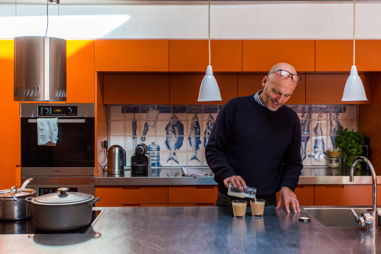 My Modern House: architect Henning Stummel invites us into the Tin House