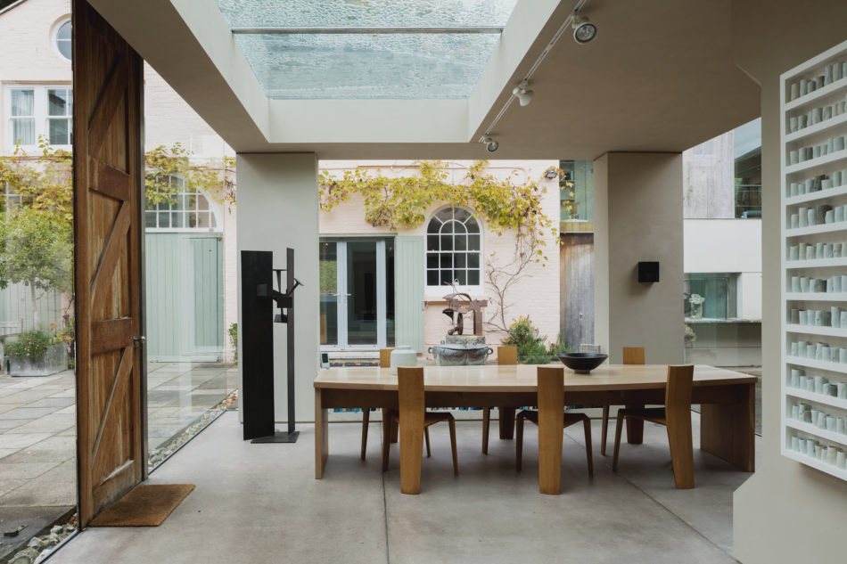 My Modern House: Jessica Smith reveals the Artists House in Roche Court, Salisbury