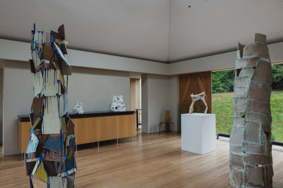 My Modern House: Jessica Smith Artists House Roche Court Salisbury