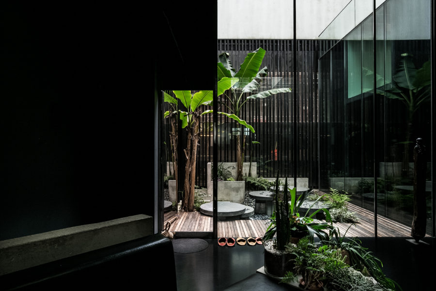 Square Deal The Best Home Courtyard Ideas For Part One