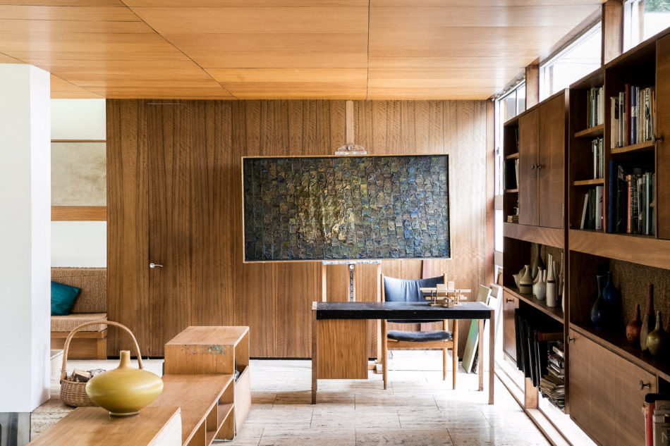 The Paintings Of Bernat Klein Journal The Modern House
