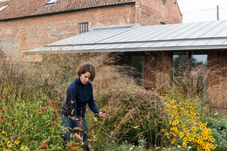 My Modern House: landscape designer Emily Erlam's idyllic Norfolk barn conversion