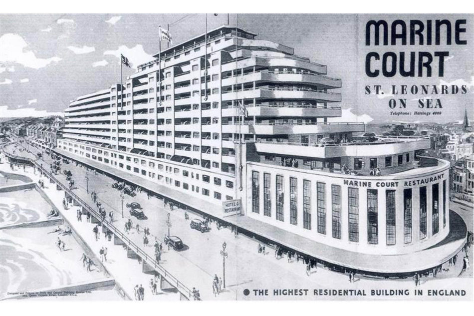 Marine Court III History #1