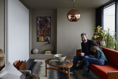 My Modern House: Sam and Nelli Turner's restoration of an apartment on Neave Brown's remarkable Rowley Way