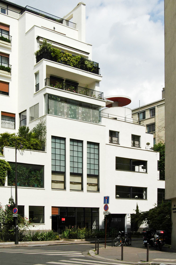 Bien connu La Maison Moderne: the best Modern houses to visit in Paris  IM63