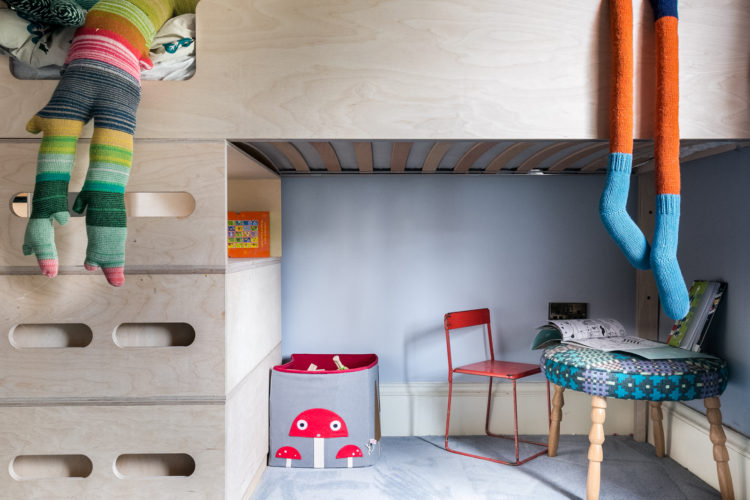 Kid's Rooms, The Modern House
