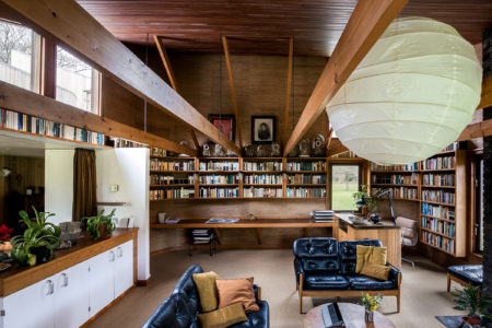 Open House: Post-war architect Walter Greaves' daughter on his modernist masterstroke in Chichester