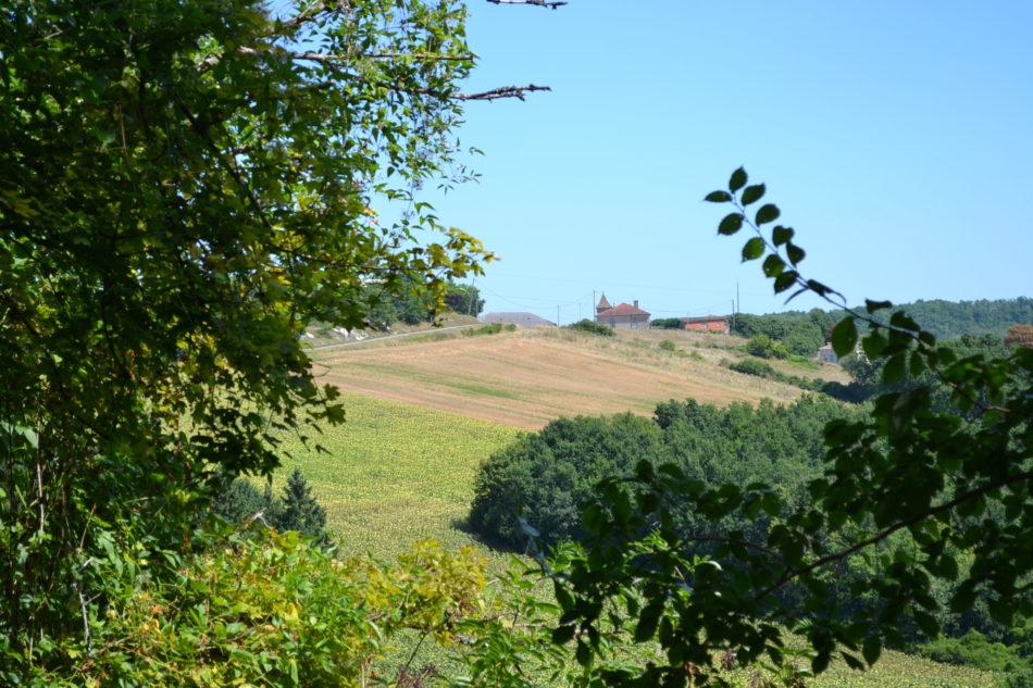 Hill House, Montbarla, Tarn-et-Garonne